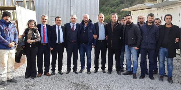 TABAN DELEGE SEÇİMLERİ TAMAMLANDI İŞTE KAZANANLAR