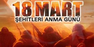 DEMİRTAŞ 18 MART' I ANDI