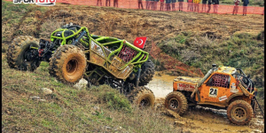 SAFRANBOLU'DA OFF-ROAD