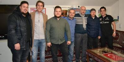 ALMANYA'DAKİ KARABÜKLÜLERİN YENİ BAŞKANI CEVDET KOYMALI SEÇİLDİ