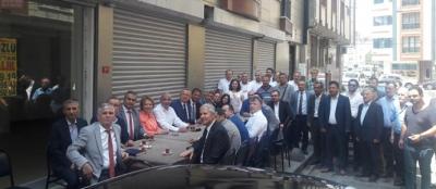 BAŞKAN BOZKURT DEVREKLİLER'DEN DESTEK İSTEDİ