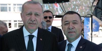 BAŞKAN GEBEŞ 2. KEZ ERDOĞAN'I ÇAYDEĞİRMENİ'NE DAVET ETTİ
