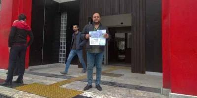 BAŞKAN SEMERCİ HAKKINDA 2. KEZ SUÇ DUYURUSUNDA BULUNDUK