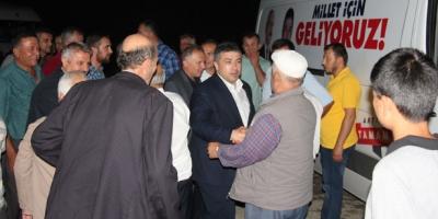 BELEDİYE BAŞKANLARI 'UMUT' DEDİ
