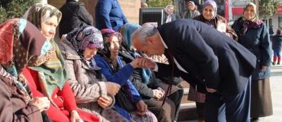 BOZKURT: DEVREK'İN GELECEĞİ ONLARA GÖSTERECEĞİMİZ SAYGIDA
