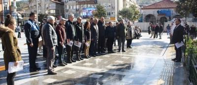BOZKURT: RÜŞTÜ ONUR'LA GURUR DUYUYORUZ