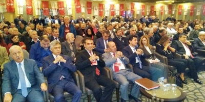 CHP İL KONGRESİ BAŞLADI...