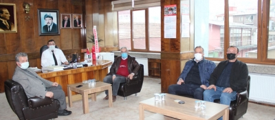 CHP'DEN GMİS'E ZİYARET