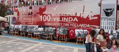 CUMHURİYET TIRI DEVREK'TE