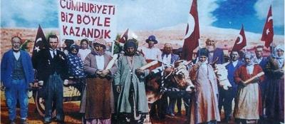 CUMHURİYET'İMİZİN 97. YILI KUTLU OLSUN!...