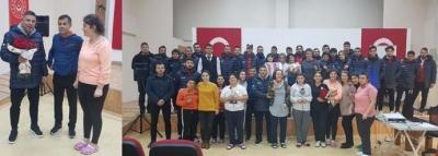 DEVREK BELEDİYESPOR'DAN ENGELSİZ YAŞAM MERKEZİ'NE ZİYARET