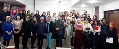 """DEVREK KAMPÜSÜ """"BAĞIMLI OLMA ÖZGÜR OL"""" DEDİ"""