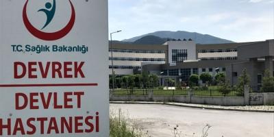 DEVREK'TE 3 UZMAN DOKTOR GÖREVİNE BAŞLADI
