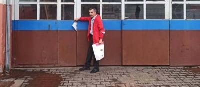 DEVREK'TE ESNAFA SİFTAH PARASI DAĞITILDI