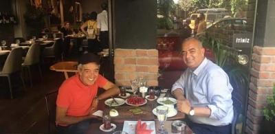 EDİP AKBAYRAM DEVREK'E GELİYOR