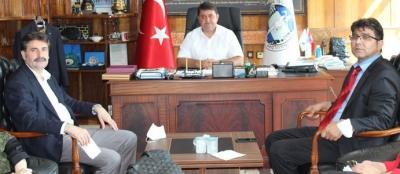 GELECEK PARTİSİ, GMİS'İ ZİYARET ETTİ