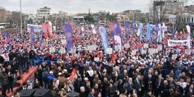 GMİS TANK-PALET FABRİKASI'NIN ÖZELLEŞTİRİLMESİNE KARŞI