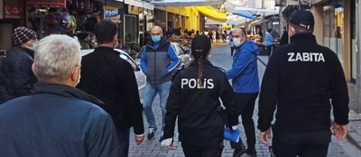 KAYMAKAM ALTAY DENETİMLERE BİZZAT KATILDI