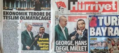 KIZILCAHAMAM KAMPI'NIN YILDIZI BAŞKAN GEBEŞ'Tİ