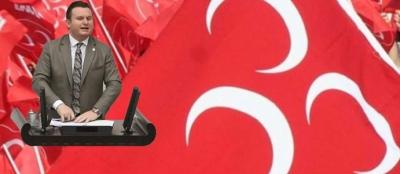 MHP GRUP BAŞKANVEKİLİ LEVENT BÜLBÜL AKDEMİR'E DESTEK İÇİN YARIN DEVREK'TE