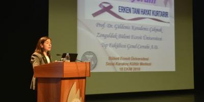 PROF. DR. KARADENİZ: MEME KANSERİ ÖLÜMLE SONUÇLANAN HASTALIKLARDA İKİNCİ SIRADA