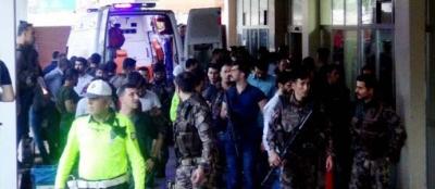 ŞANLIURFA'DAN ACI HABER GELDİ BİR POLİS ŞEHİT