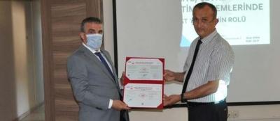 TTK, 'TSE 14001 ÇEVRE YÖNETİM SİSTEMİ' BELGESİ ALDI