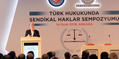TÜRK HUKUKUNDA SENDİKAL HAKLAR
