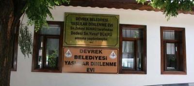 YAŞLILAR BAŞKAN BOZKURT'A TEŞEKKÜR ETTİ